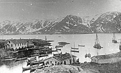 Finnes 1890-årene
