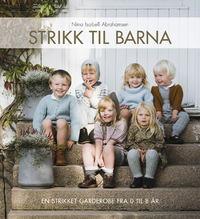 Nina Isabell Abrahamsen: Strikk til barna