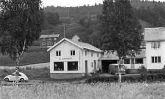 Historisk arkiv luke 9
