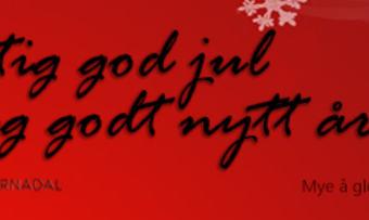 AMFI Surnadal julehilsen desember16