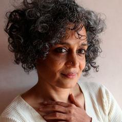 Arundhati Roy. Foto: Mayank Austen Soofi
