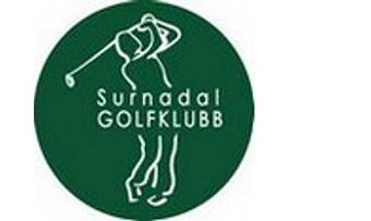 Surnadal golfklubb logo 340X230