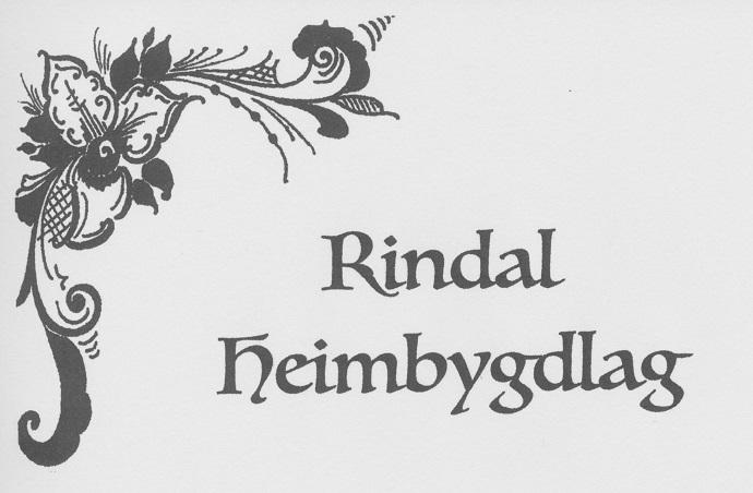 Rindal heimbygdlag Logo.jpg