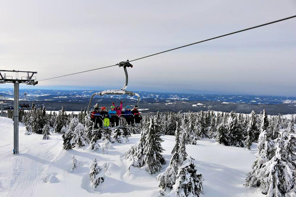 alpinanlegg