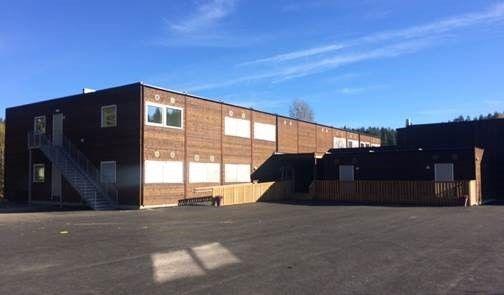 Bilde Fagernes skole