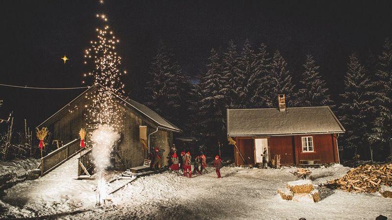 Ei pølse i julestria