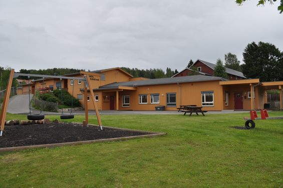 Bilde av barnehagen