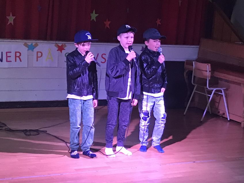 Jonathan, Daniel og Arion
