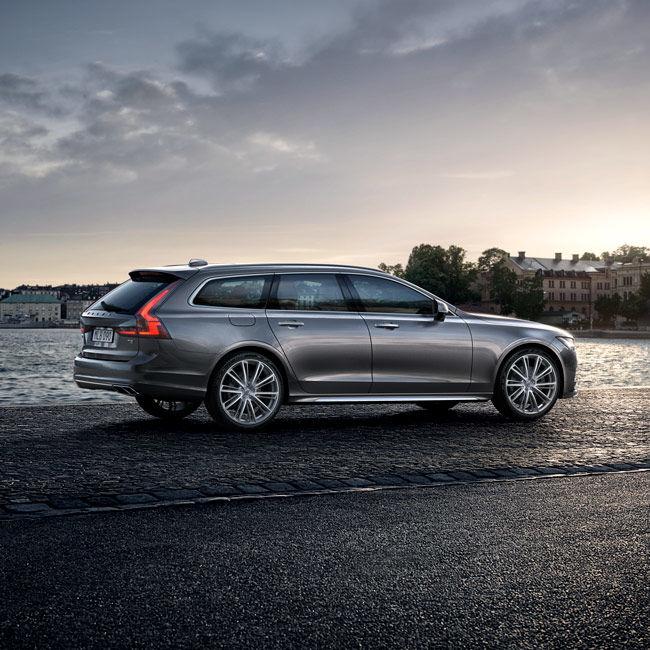Volvo-tilbehør