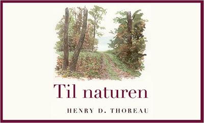 Til naturen på Litteraturfestivalen på Lillehammer.