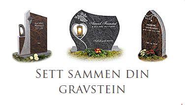 Sett sammen din gravstein - Nergård Steinindustri