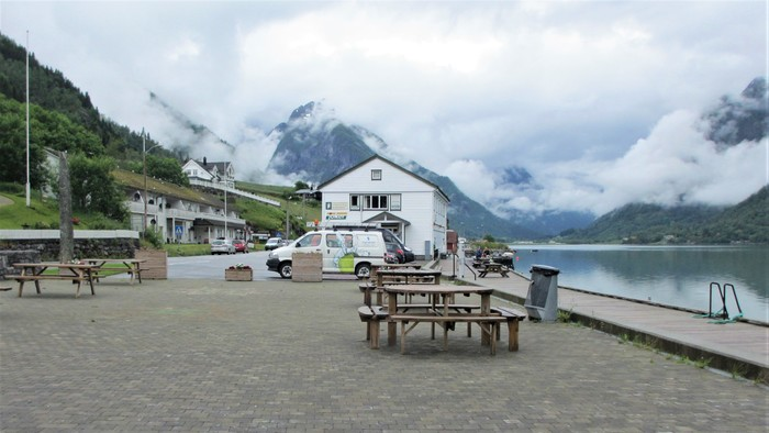 Fjærland gjestehamn