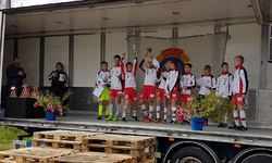G14 med meget gode prestasjoner hele helga under Bergstadcupen. Belønninga ble seier i finalen.