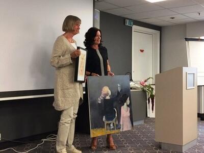 Hederspris 2017 Grethe Nordhelle_Solveig Horne