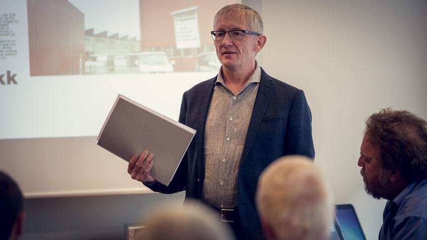 Daglig leder i Ringsaker takelementer AS, Per Arne Barli