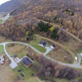 Ledige tomter i Borgund tomtefelt