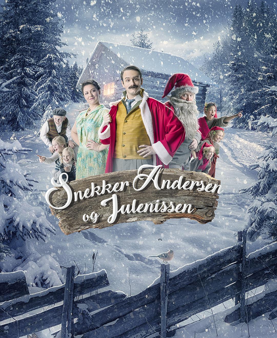 3193ece4 Billettsalget til «Snekker Andersen og Julenissen» er i gang ...