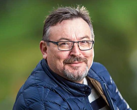 Leder Svein O. Leiros