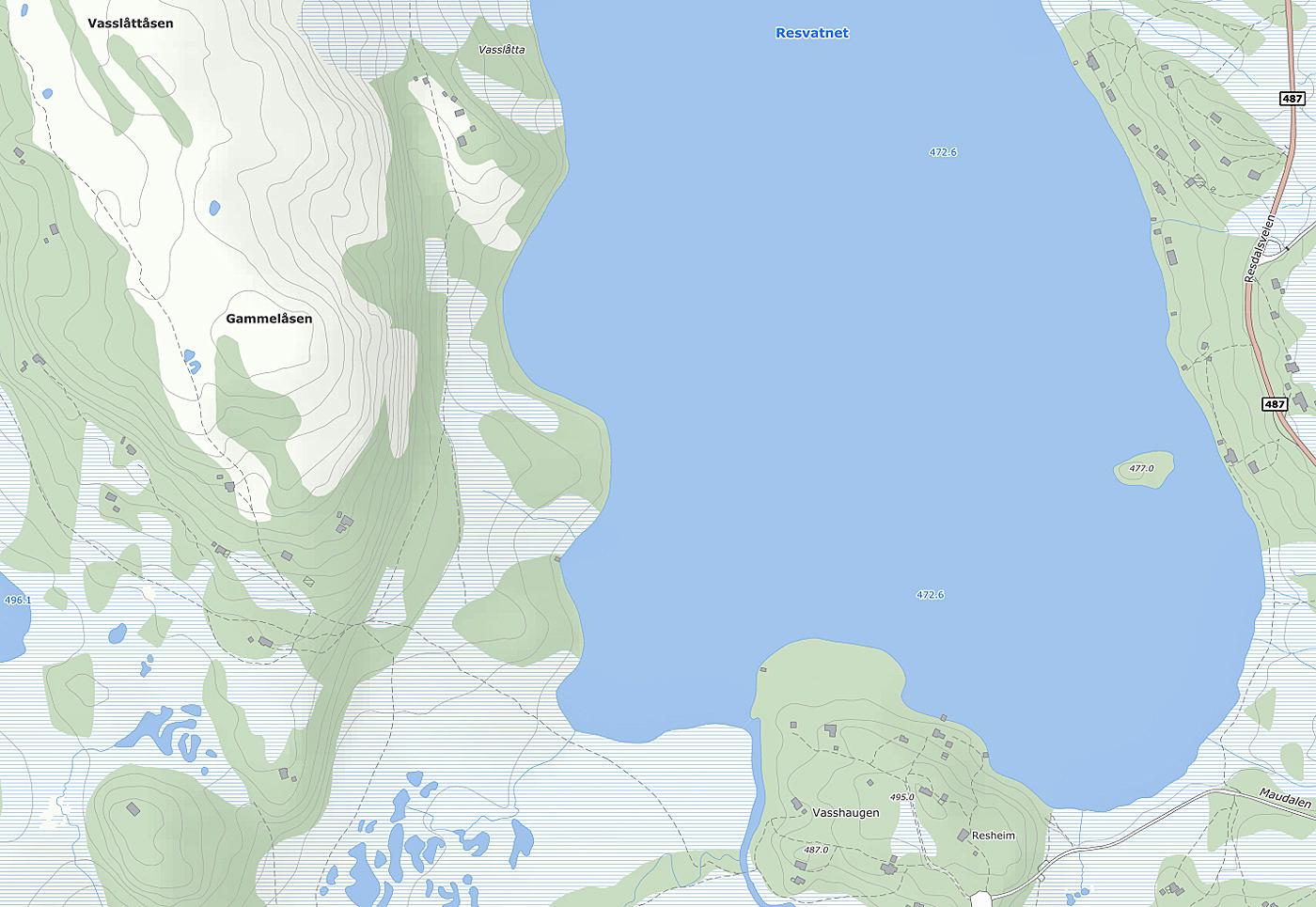 resdalen kart Året rundt i Resdalen   Folden Foto resdalen kart