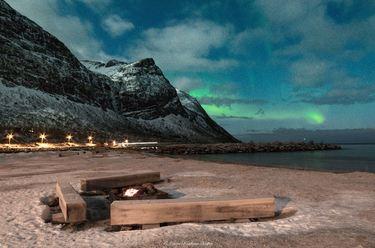 Ersfjordstranda. Foto: Claire Kvalheim Kieffer