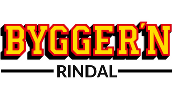 Byggern Rindal logo