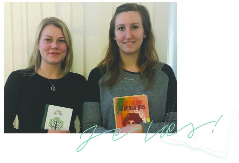 bilde av Heidi Brennodden og Linda T. Antonsen