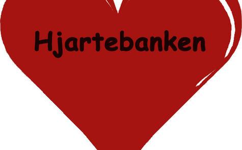 Hjartebanken logo