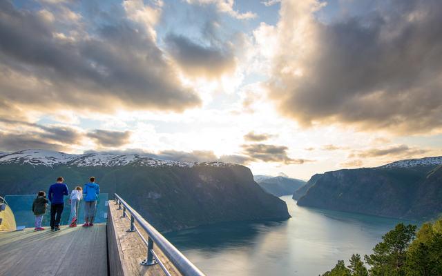 Foto: Sverre Hjørnevik