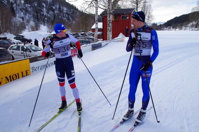 IMGP2998 Jo Svinsås og Erik Olsvik Dengerud, Kjelsås.JPG