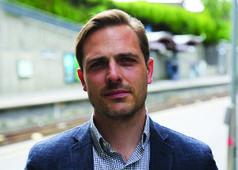 Kristian Bjørkdahl. Foto: Hilde Harmann Holsten