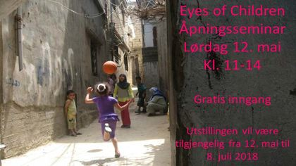 Eyes of Children Åpningsseminar-