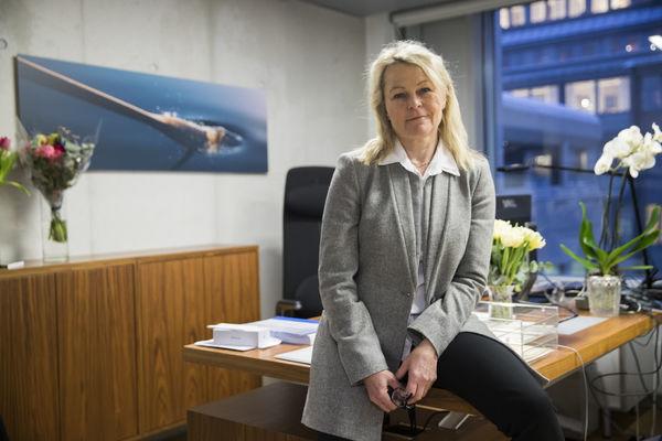 Eldreminister Åse Michaelsen