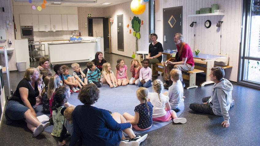 Barn som synger