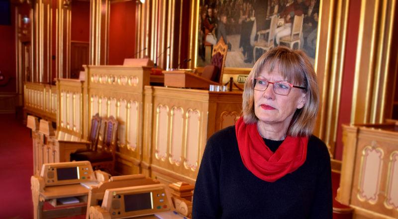 Karin Andersen SV-politiker