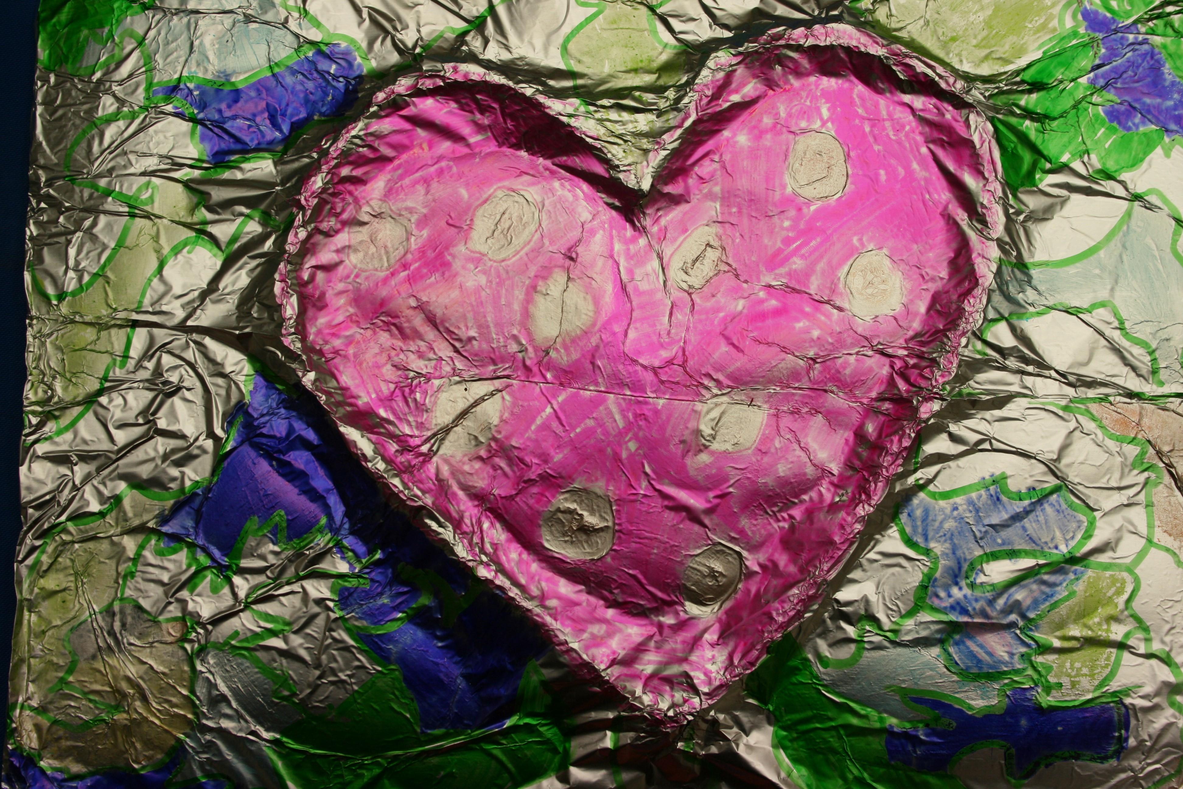 Hjerte fra kunstelever