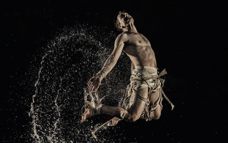 Hallgrim Hansegård koreograf og danser i FRIKAR