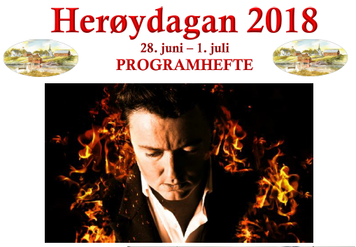 Program for Herøydagan 2018_forside