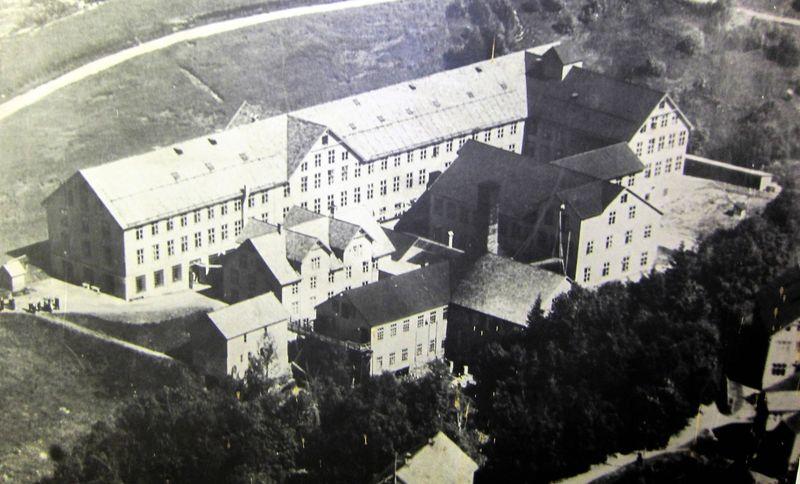 Fabrikken på Rimstad, Tingvoll museum