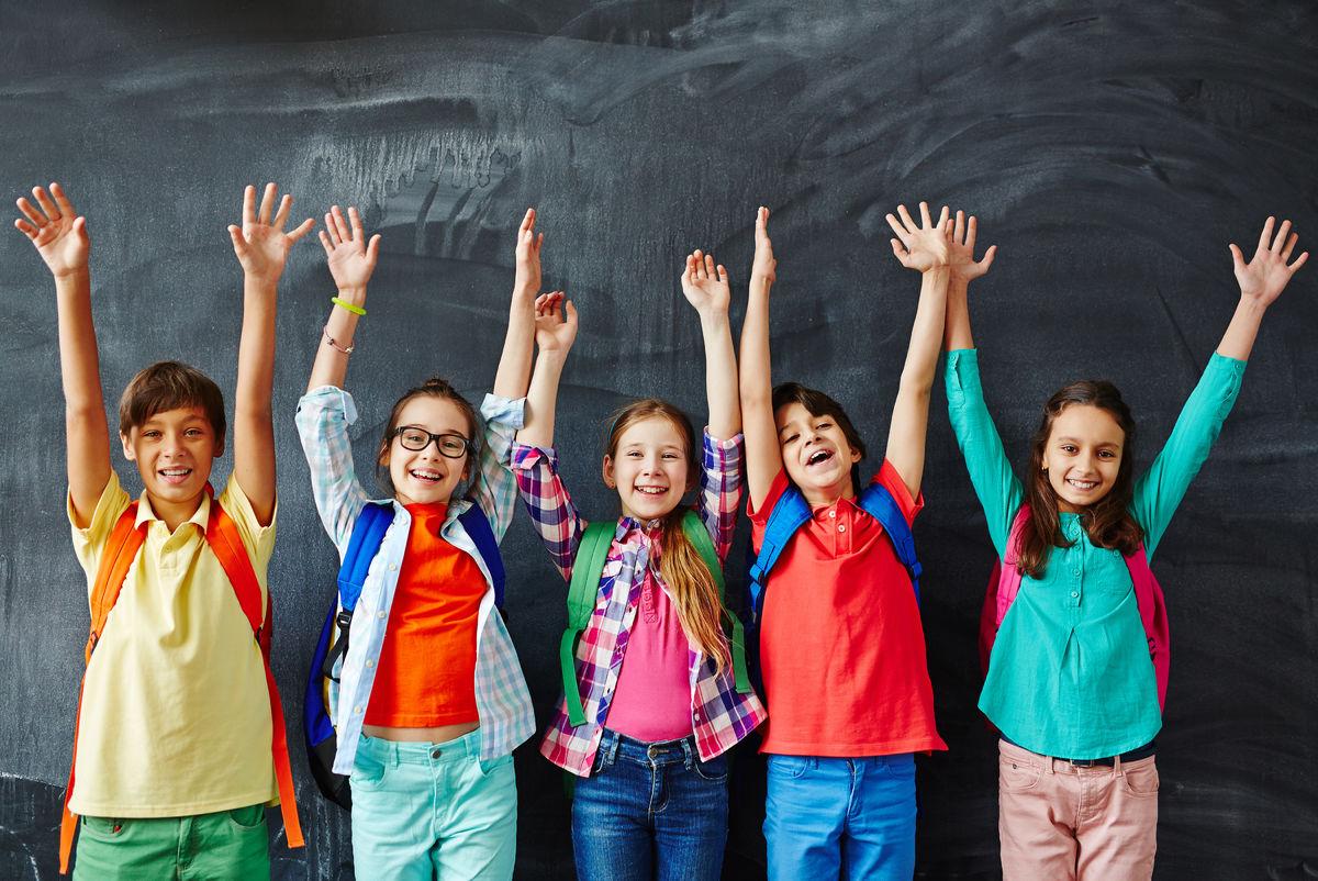 ALLE SKAL MED. HLF advarer mot at den lovfestede retten til spesialundervisning i skolen blir fjernet, av frykt for at hørselshemmede elever får enda dårligere faglig utbytte av undervisningen enn i dag. Illustrasjonsfoto. Coloubox