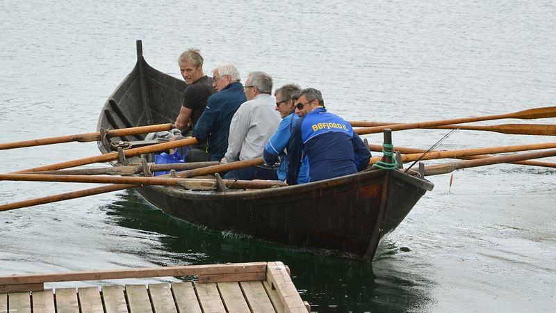 Fjorddag b Fosnabåten