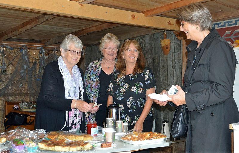 Fjorddag d Kaffe Kari Magnh Oddn Rand