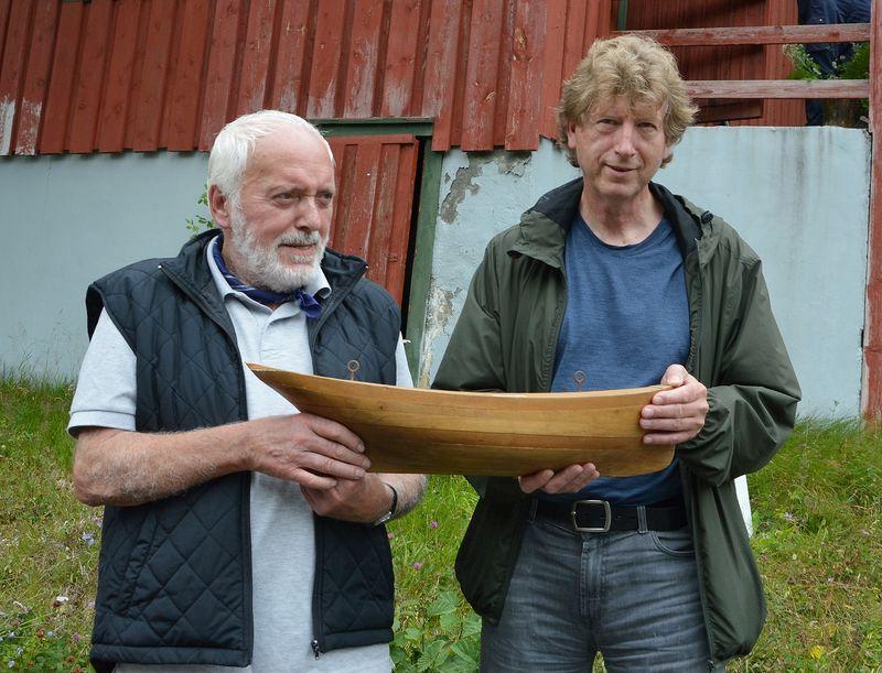 Fjorddag g Museet Sæter Einar Holm Terje