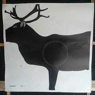 Hjortefigur (1)