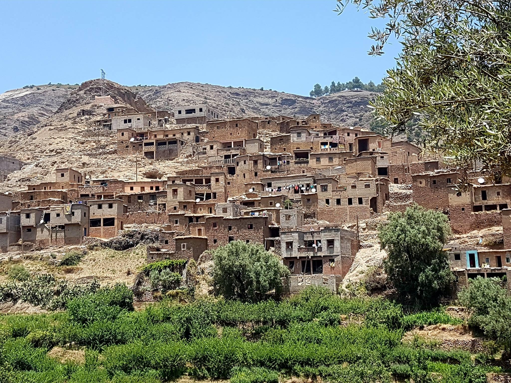 Berbers,Marocco,morocco,atlas,atlas mountains,village