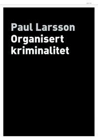 Organisert kriminalitet_omslag_trykk