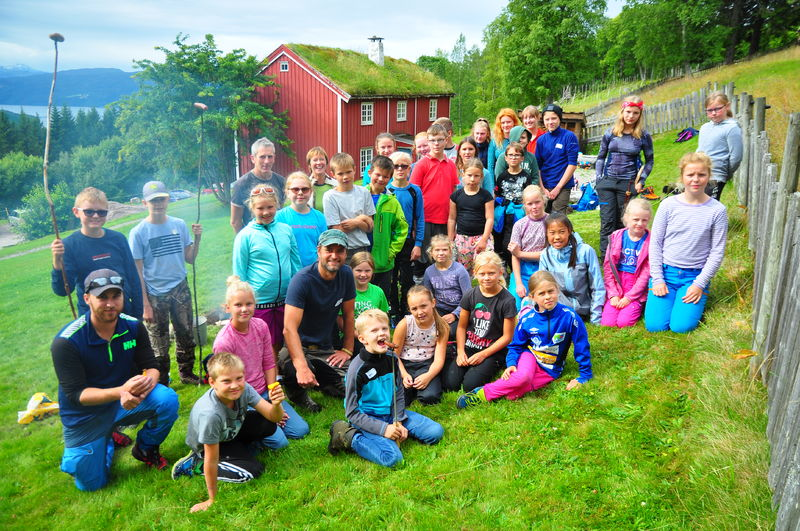 Friluftsskolen på Tingvoll 2018