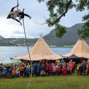 Norsk Vandrefestival 2018 i Tingvoll