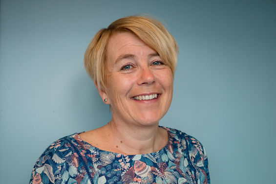 Kreftkoordinator Heidi Nordsveen
