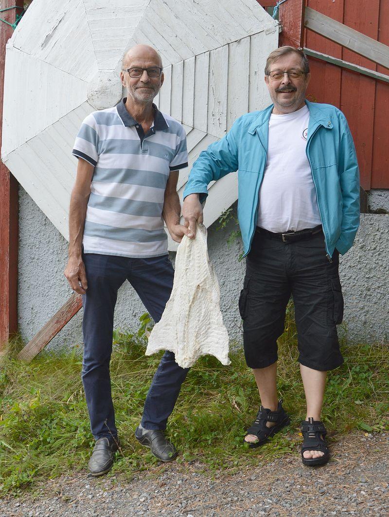 180909 Hobby e Kleppfisk a Leif EK & Bengt E