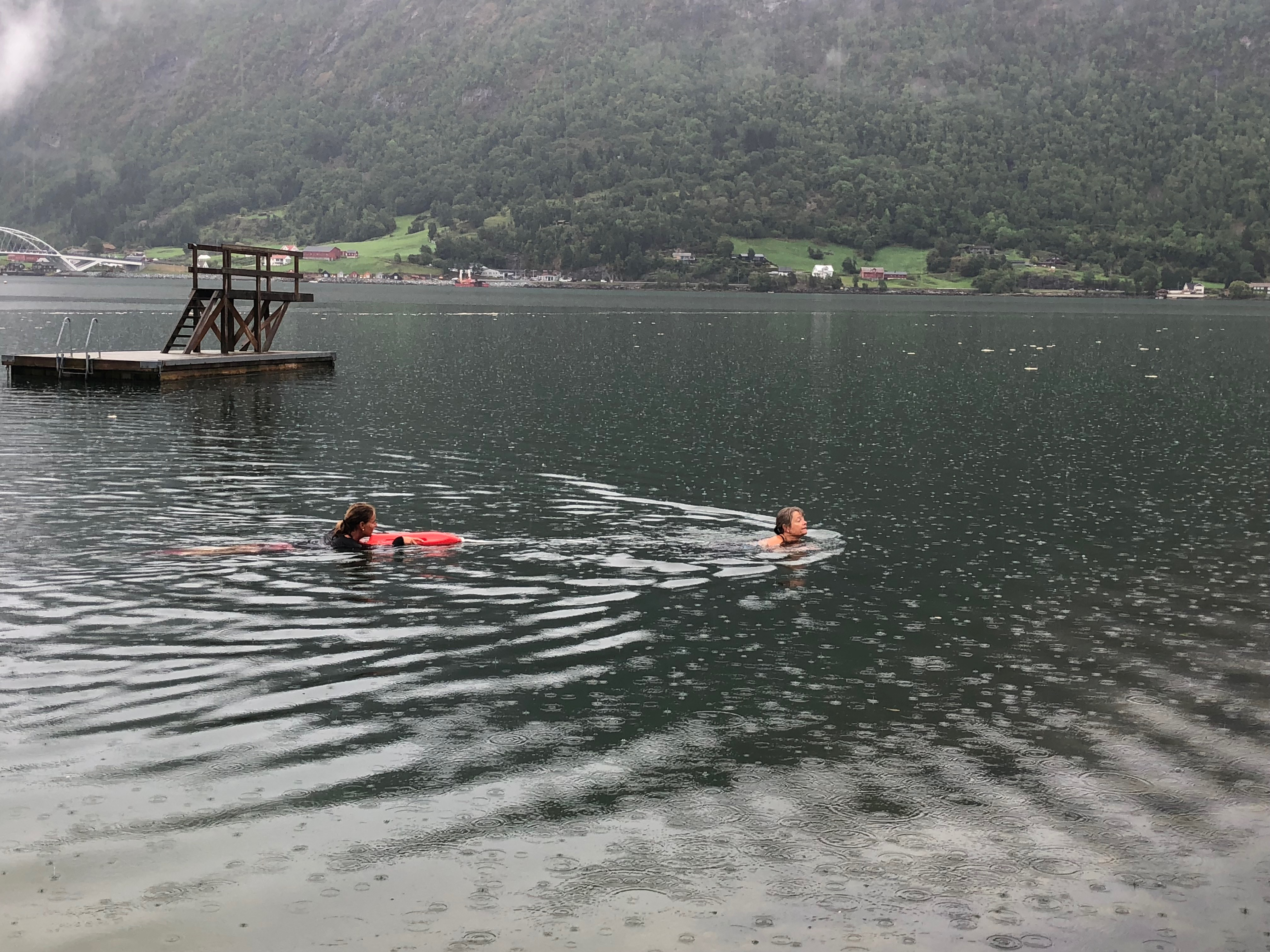 Illustrasjon livredding - Sogndalsskulen bilde 3